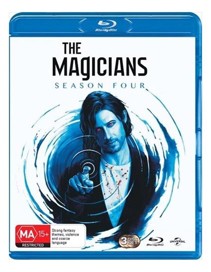 The Magicians - Season 4 Blu-ray image 1