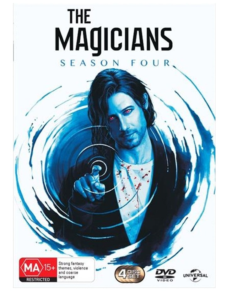 The Magicians - Season 4 DVD image 1