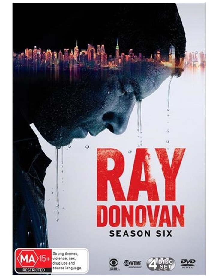 Ray Donovan - Season 6 DVD image 1
