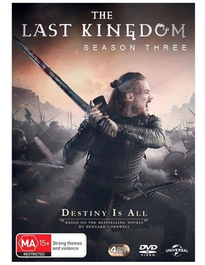 The Last Kingdom - Season 3 DVD image 1