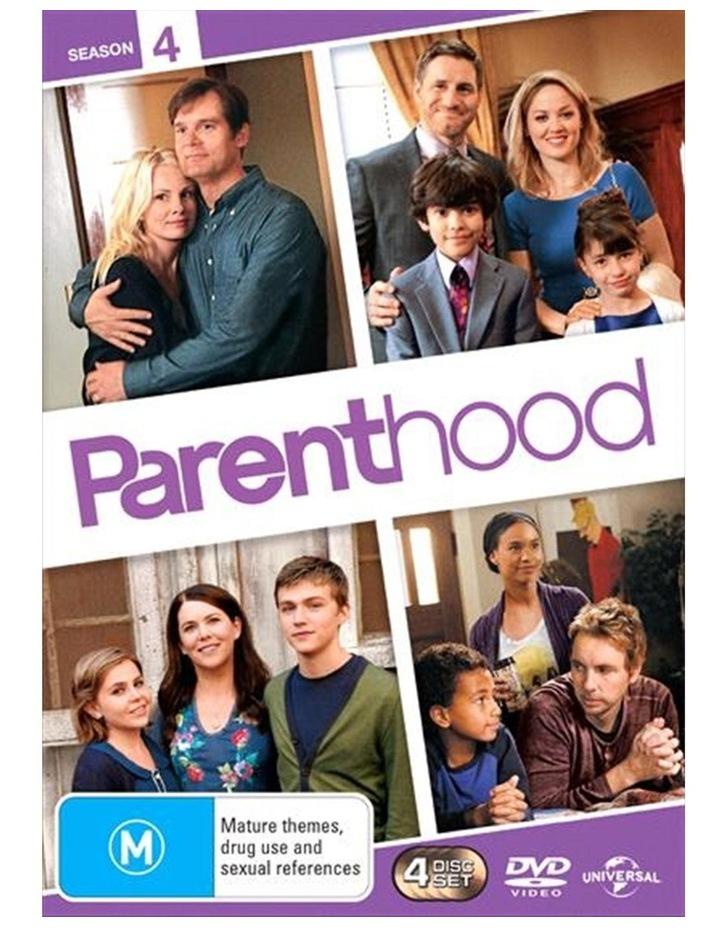 Parenthood - Season 4 DVD image 1