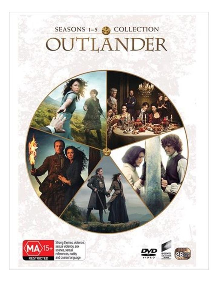 Outlander - Season 1-5 Boxset DVD image 1