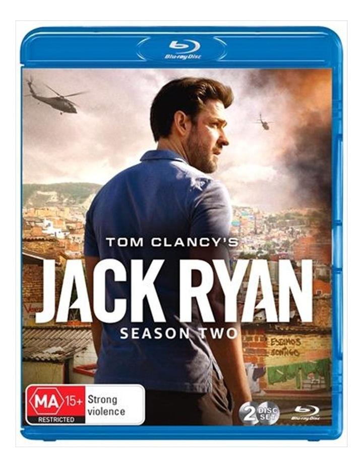 Tom Clancy's Jack Ryan - Season 2 Blu-ray image 1