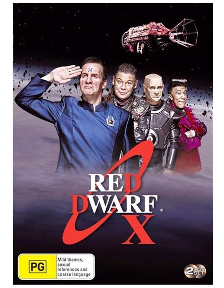 Red Dwarf - Series 10 DVD image 1