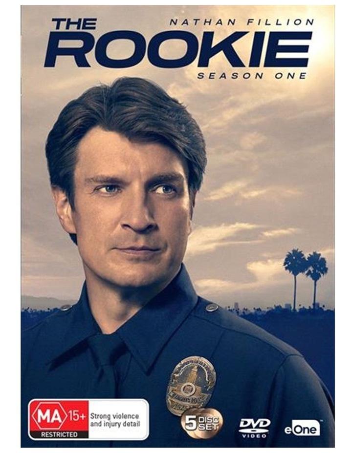 The Rookie - Season 1 DVD image 1