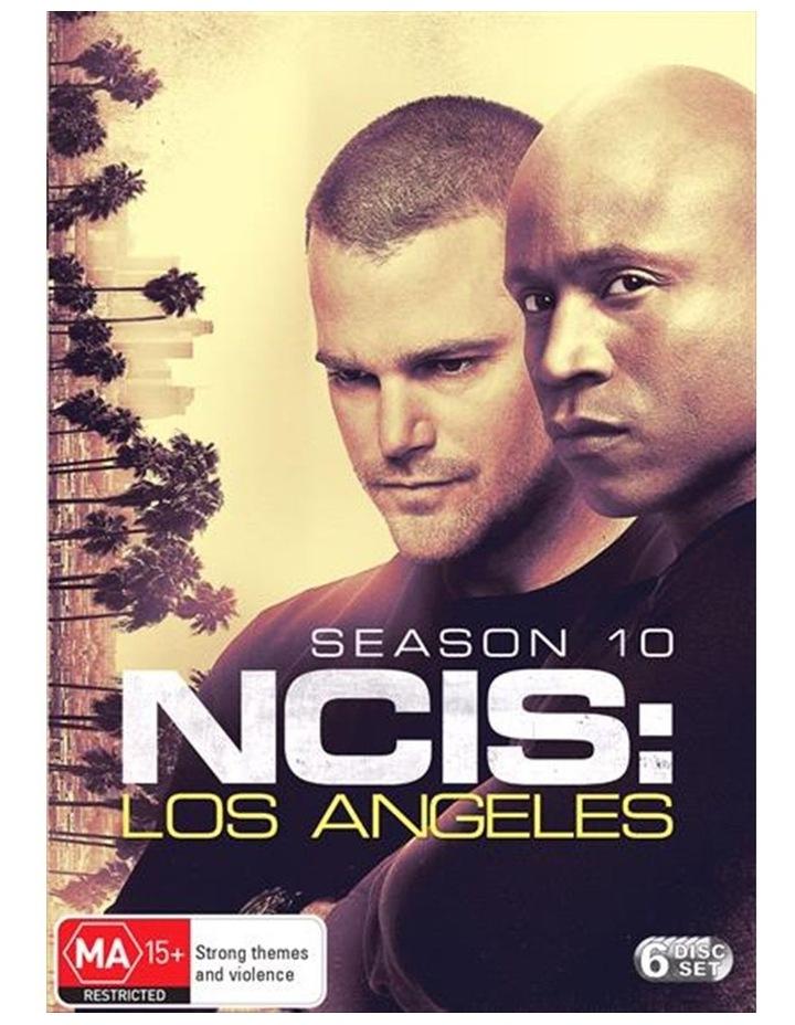 NCIS - Los Angeles - Season 10 DVD image 1