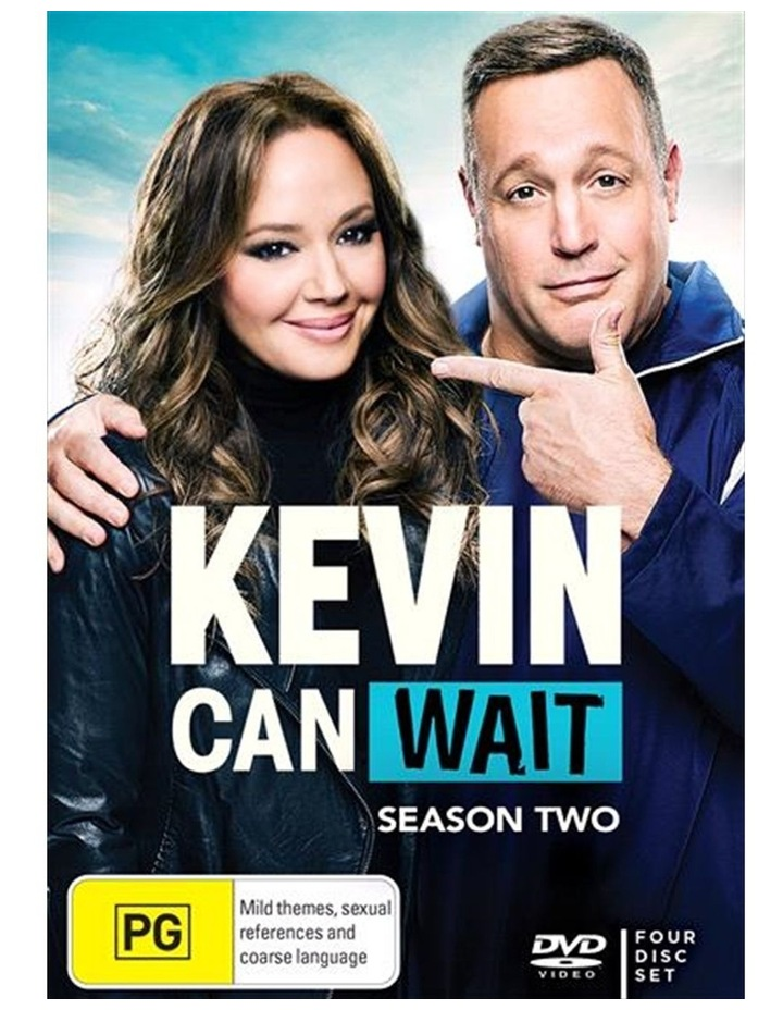 Kevin Can Wait - Season 2 DVD image 1