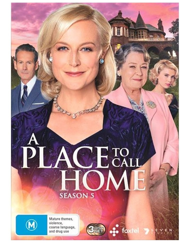 A Place To Call Home - Season 5 DVD image 1