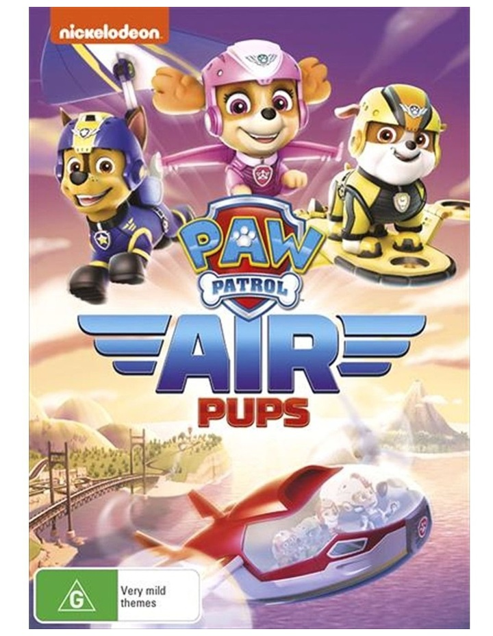 Paw Patrol - Air Pups DVD image 1