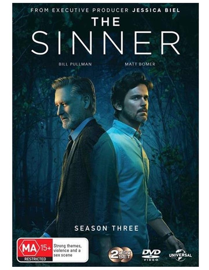 The Sinner - Season 3 DVD image 1