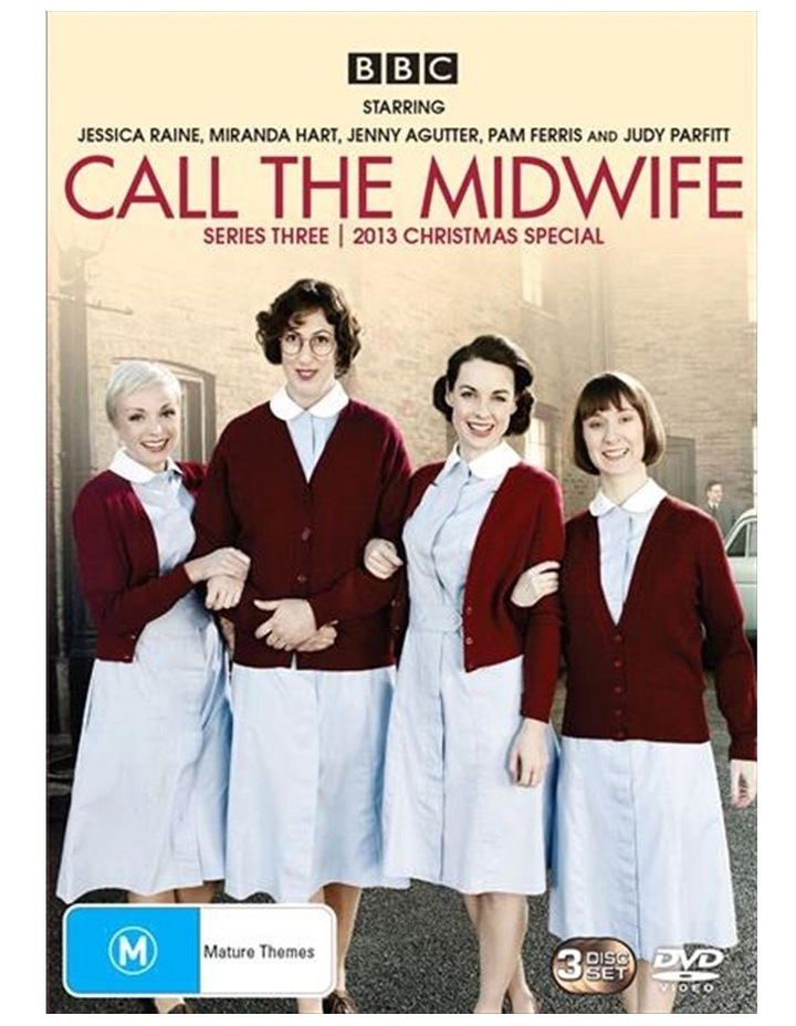 Call The Midwife - Series 3 DVD image 1