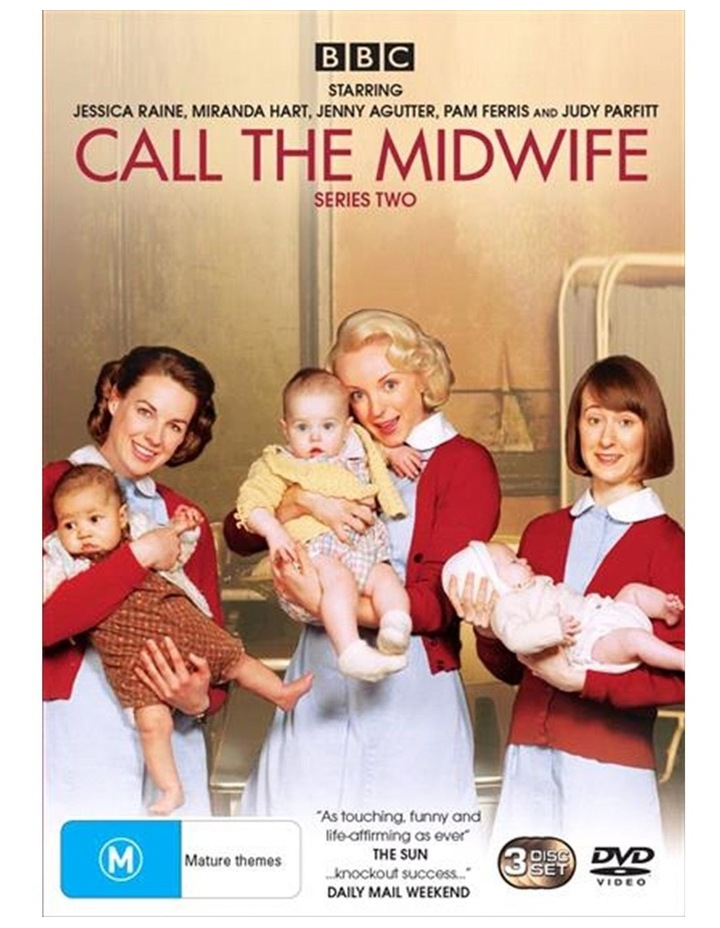 Call The Midwife - Series 2 DVD image 1