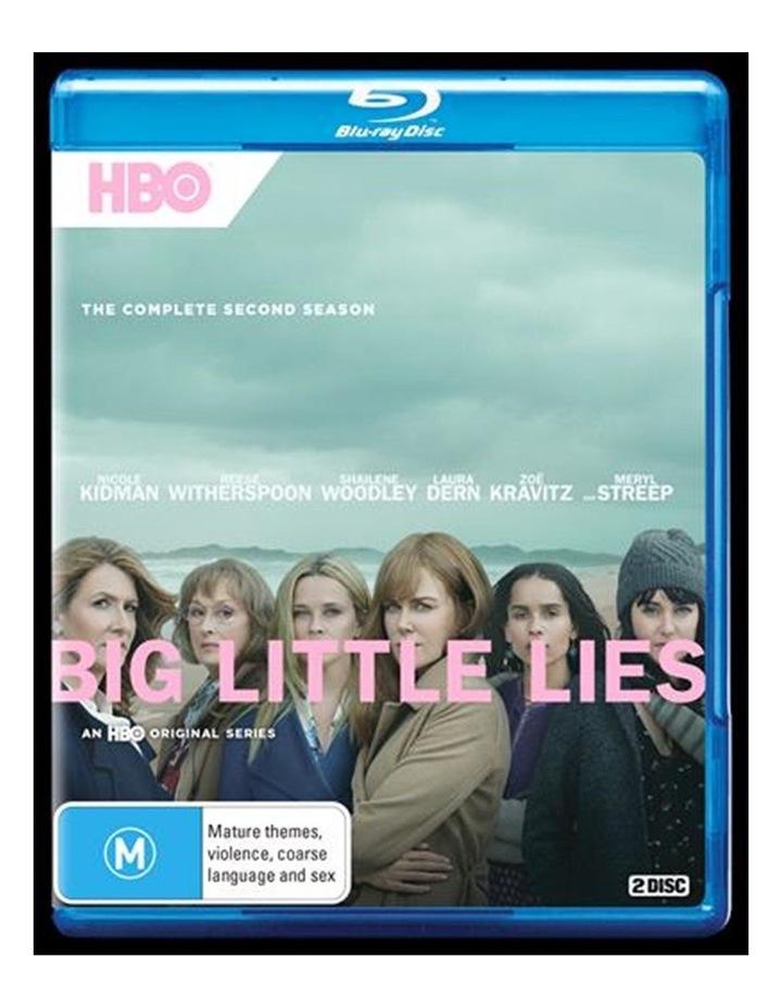 Big Little Lies - Season 2 Blu-ray image 1
