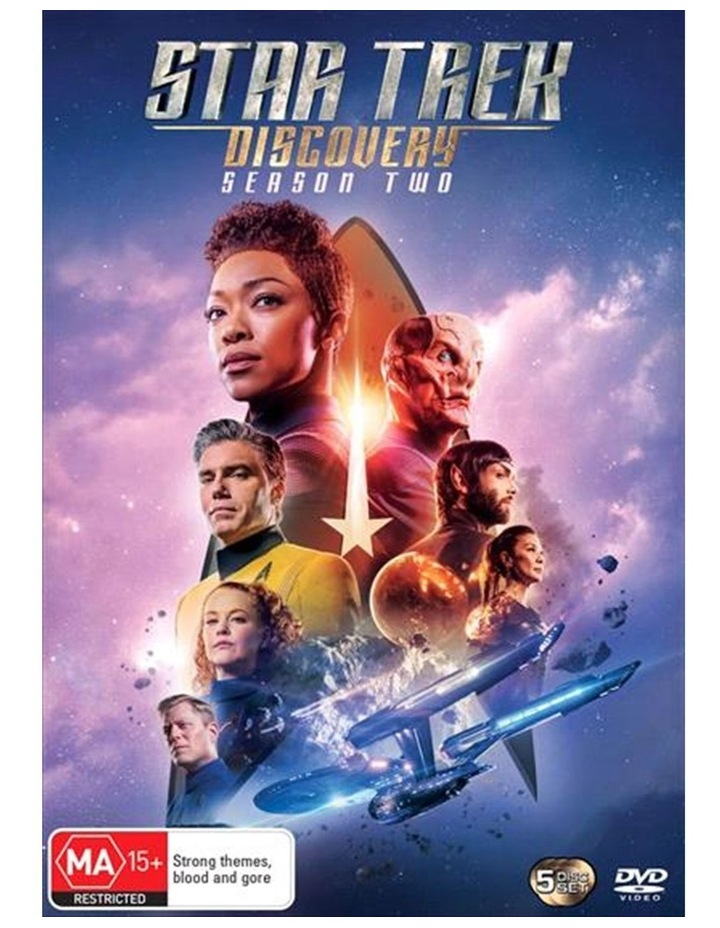 Star Trek - Discovery - Season 2 DVD image 1