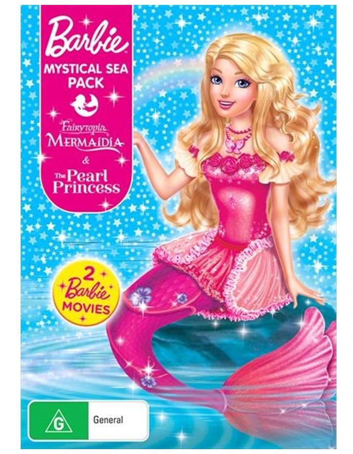 Barbie In The Pearl Princess / Barbie Mermaidia Barbie Mystical Sea Pack DVD image 1
