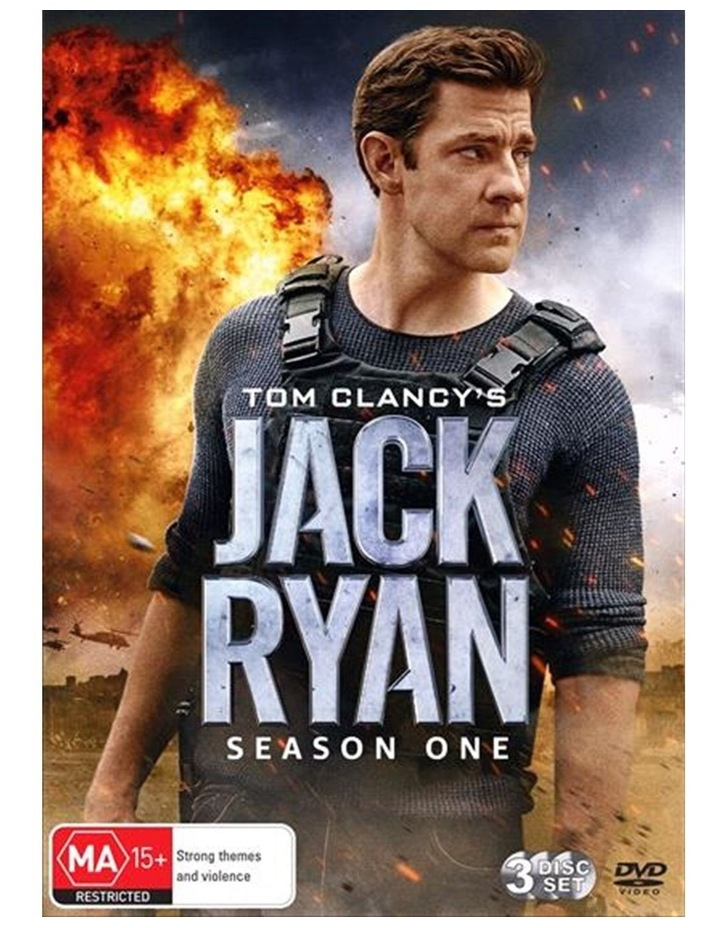 Tom Clancy's Jack Ryan - Season 1 DVD image 1