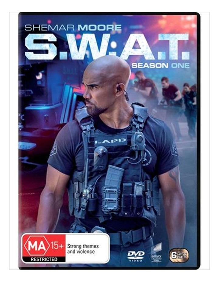 S.W.A.T. - Season 1 DVD image 1