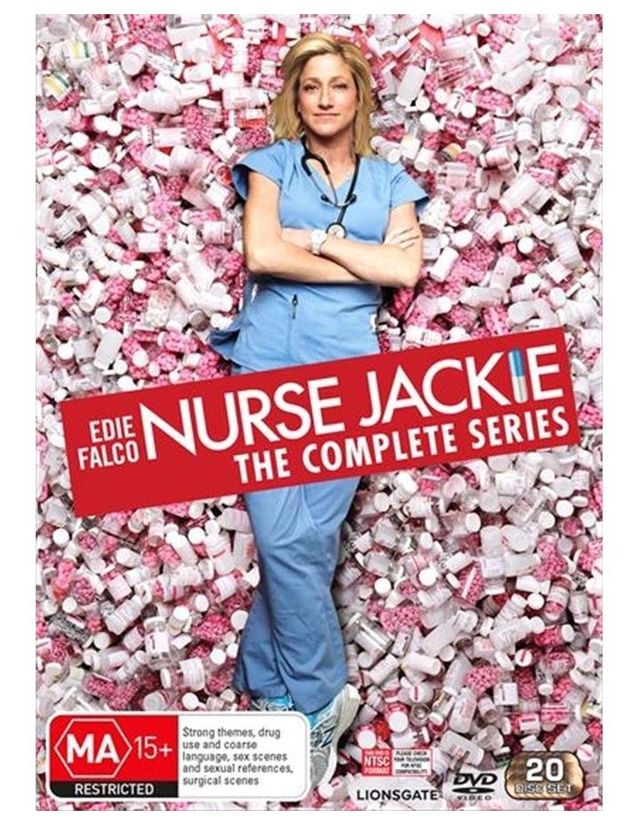 Nurse Jackie - Season 1-7 Boxset DVD image 1