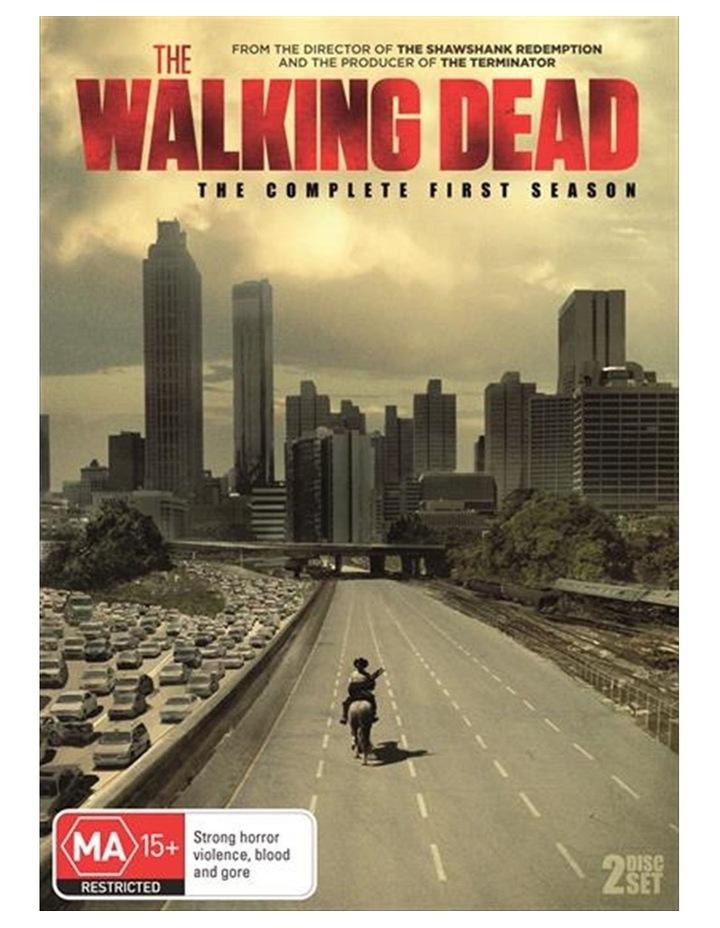 The Walking Dead - Season 1 DVD image 1