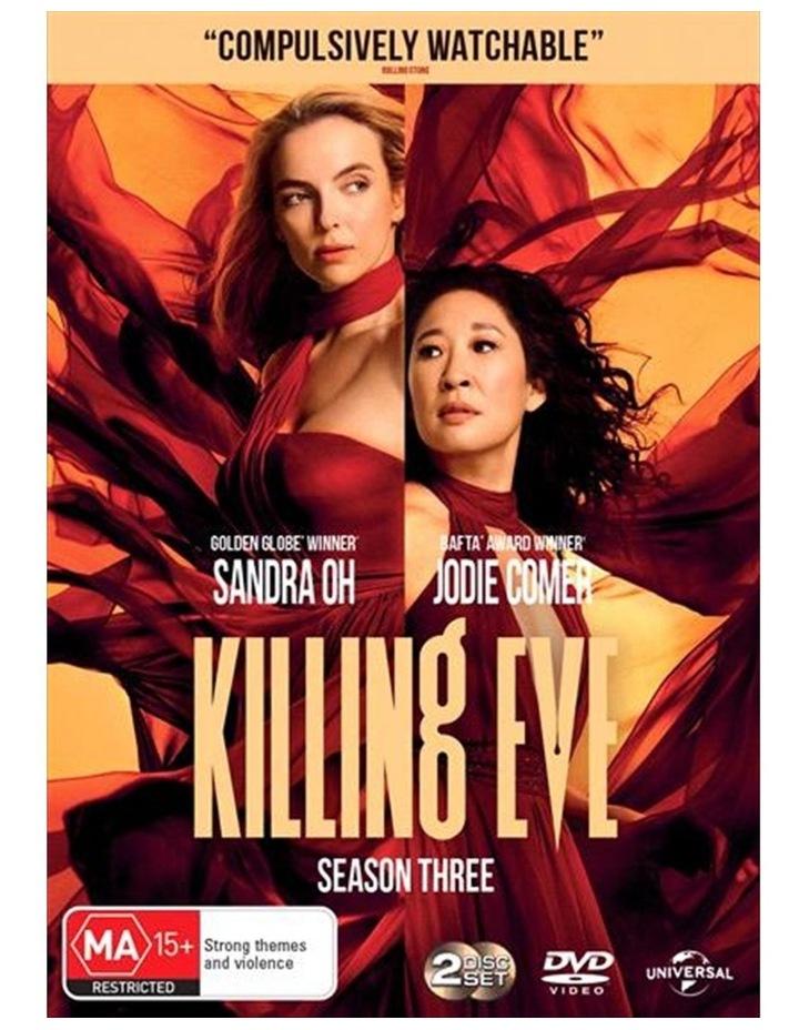 Killing Eve - Season 3 DVD image 1