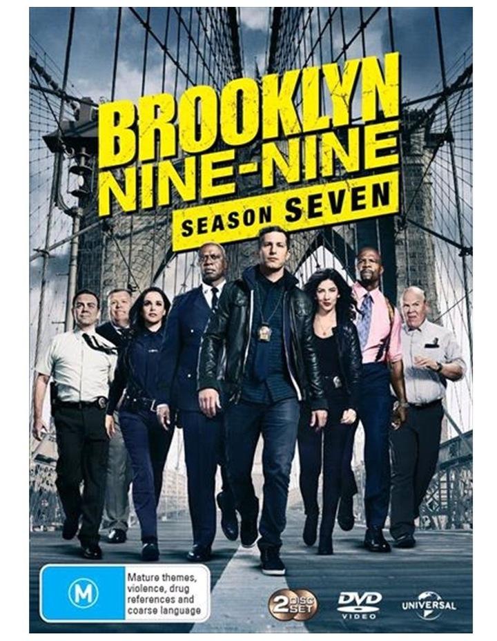 Brooklyn Nine-Nine - Season 7 DVD image 1