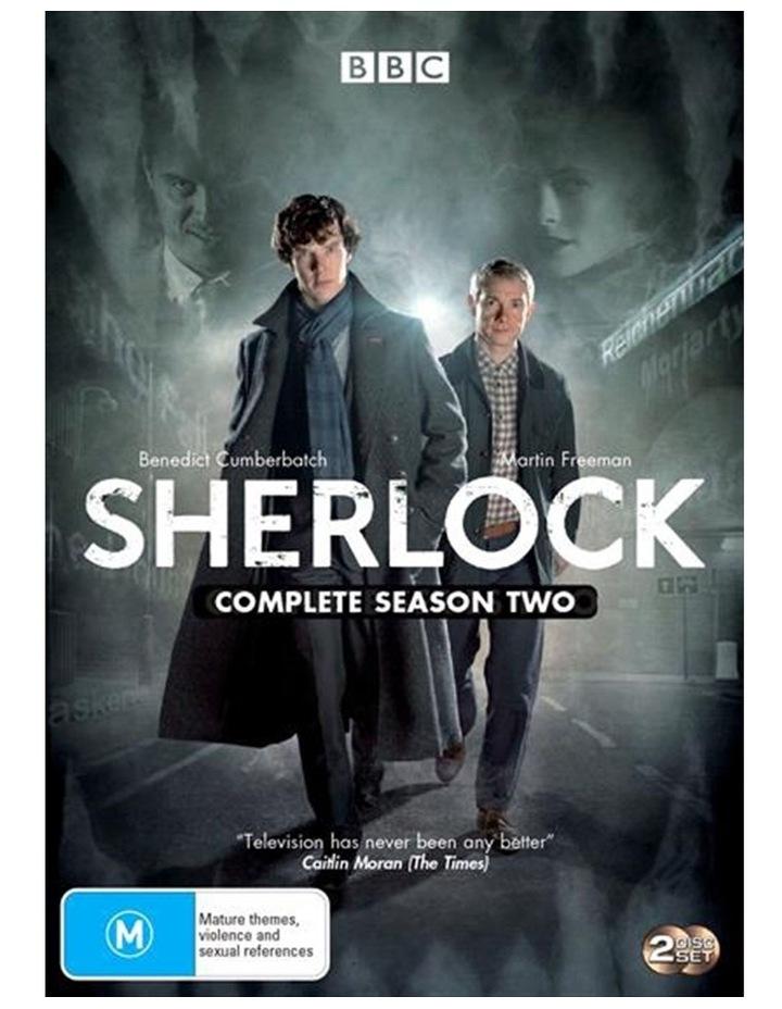 Sherlock - Series 2 DVD image 1