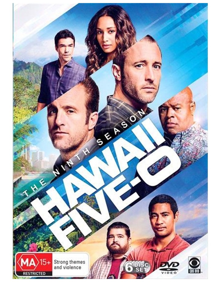 Hawaii Five-0 - Season 9 DVD image 1