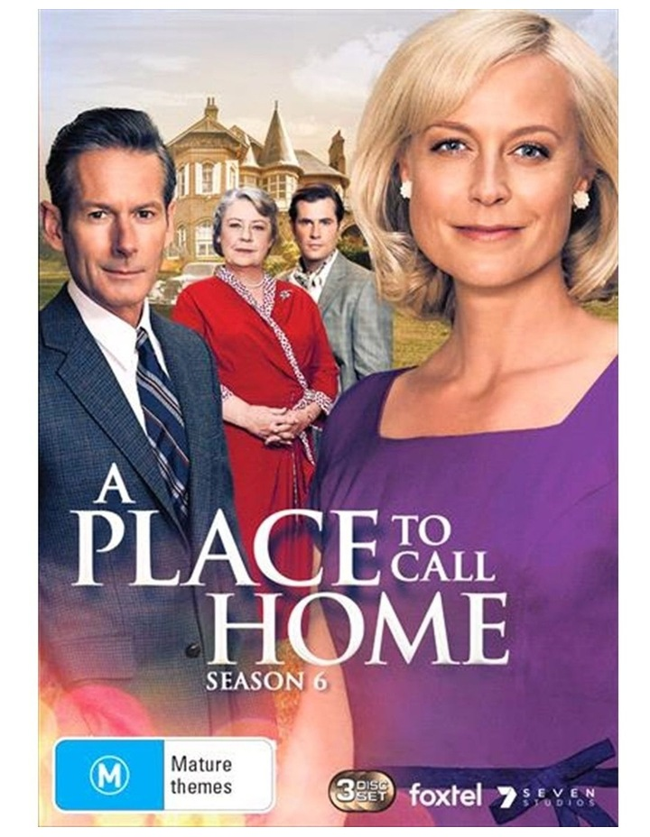 A Place To Call Home - Season 6 DVD image 1