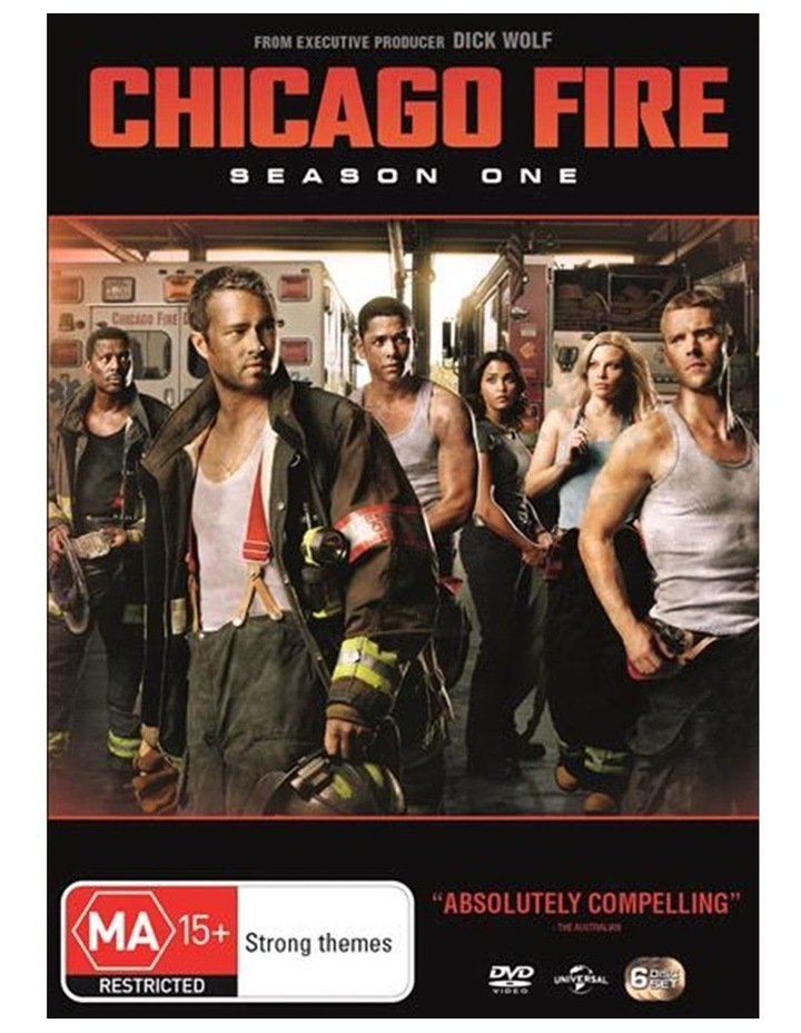 Chicago Fire - Season 1 DVD image 1