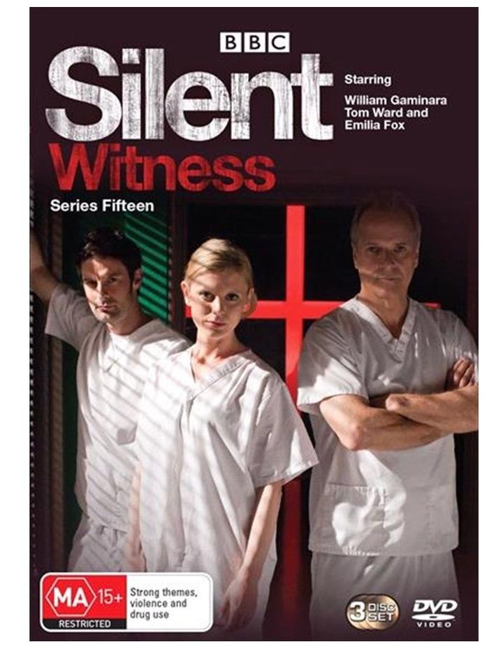 Silent Witness - Series 15 DVD image 1