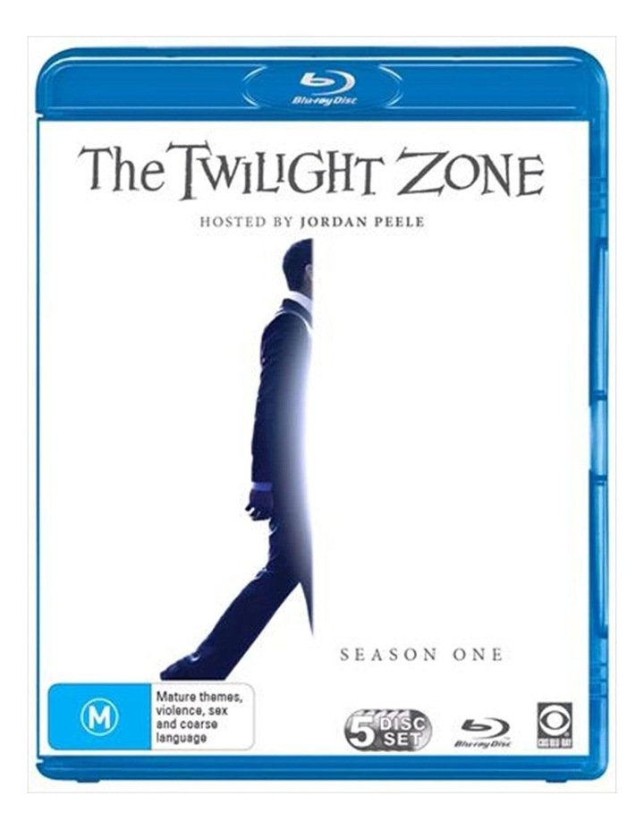 The Twilight Zone - Season 1 Blu-ray image 1