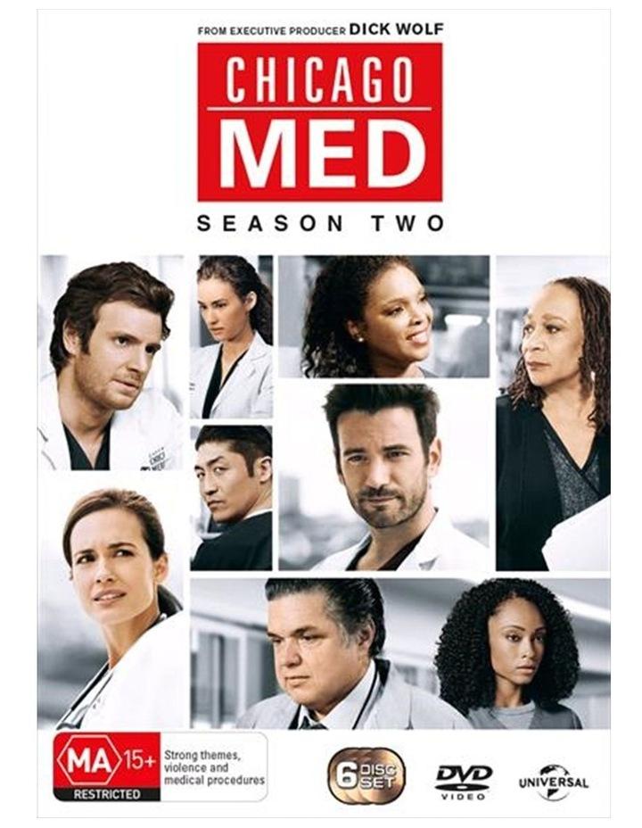 Chicago Med - Season 2 DVD image 1