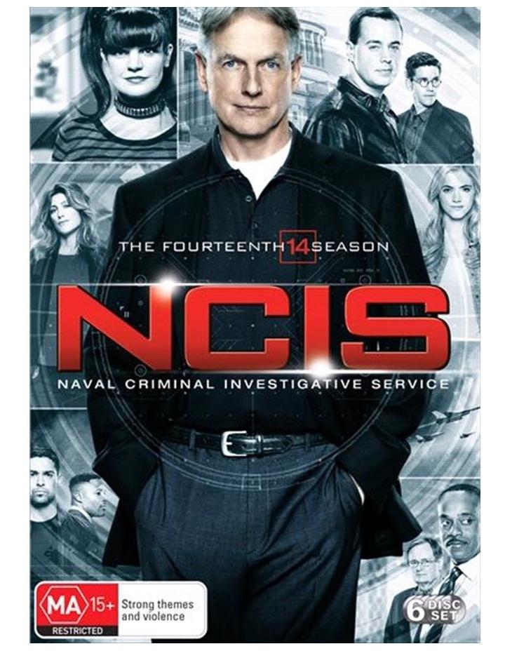 NCIS - Season 14 DVD image 1