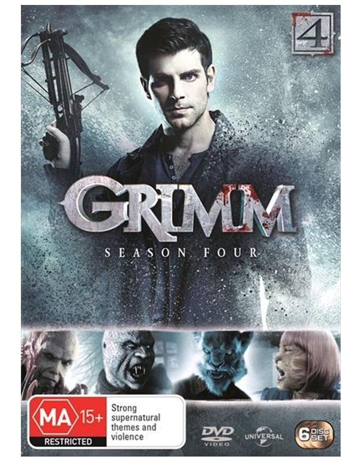 Grimm - Season 4 DVD image 1