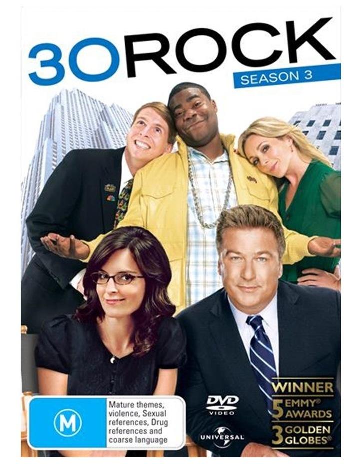30 Rock - Season 3 DVD image 1