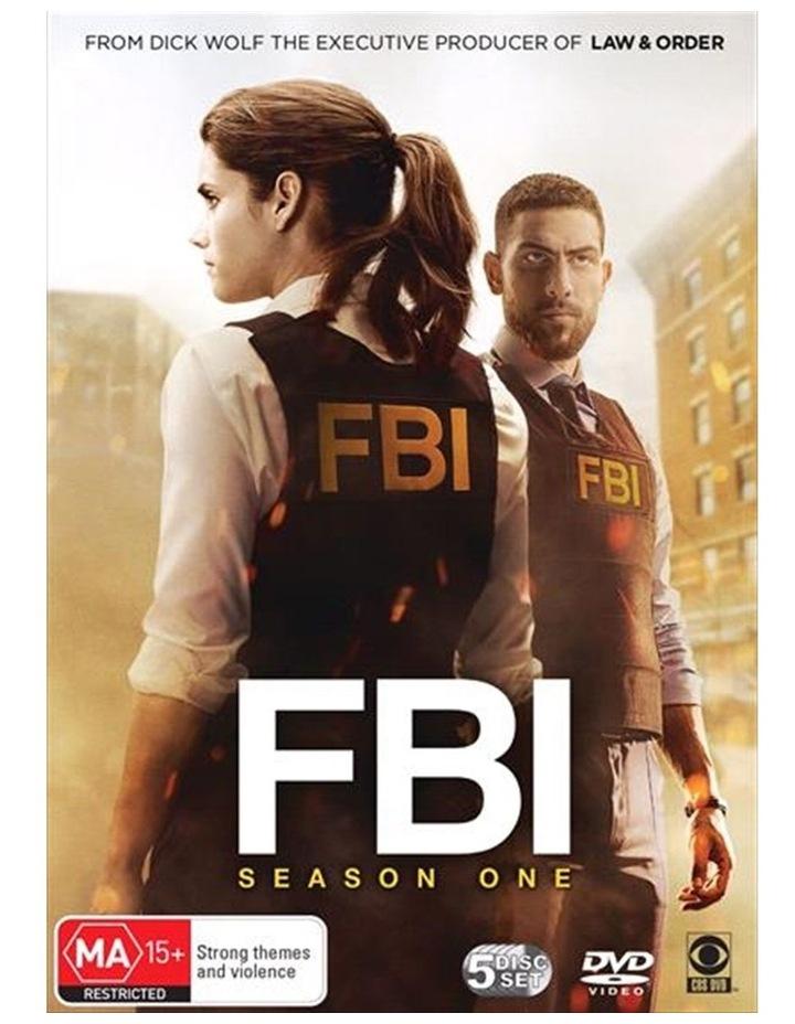 FBI - Season 1 DVD image 1