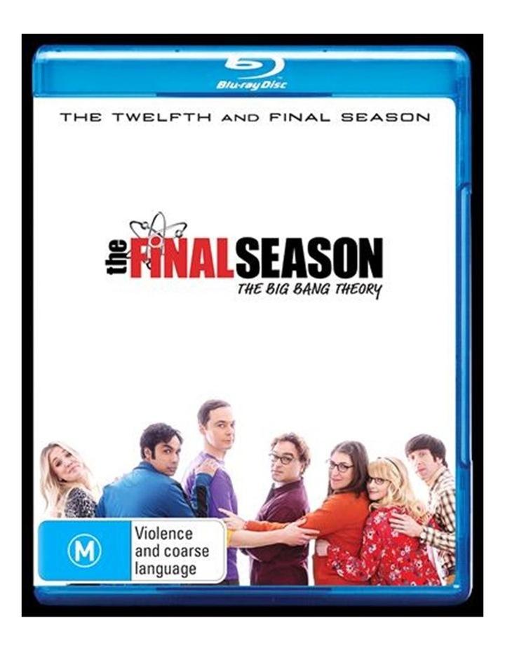 Big Bang Theory - Season 12 Blu-ray image 1