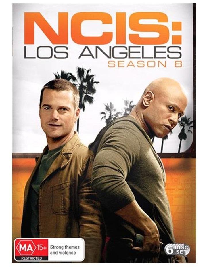 NCIS - Los Angeles - Season 8 DVD image 1