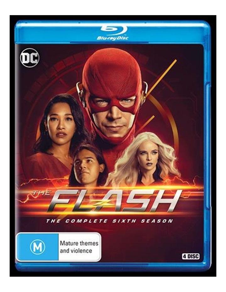 The Flash - Season 6 Blu-ray image 1