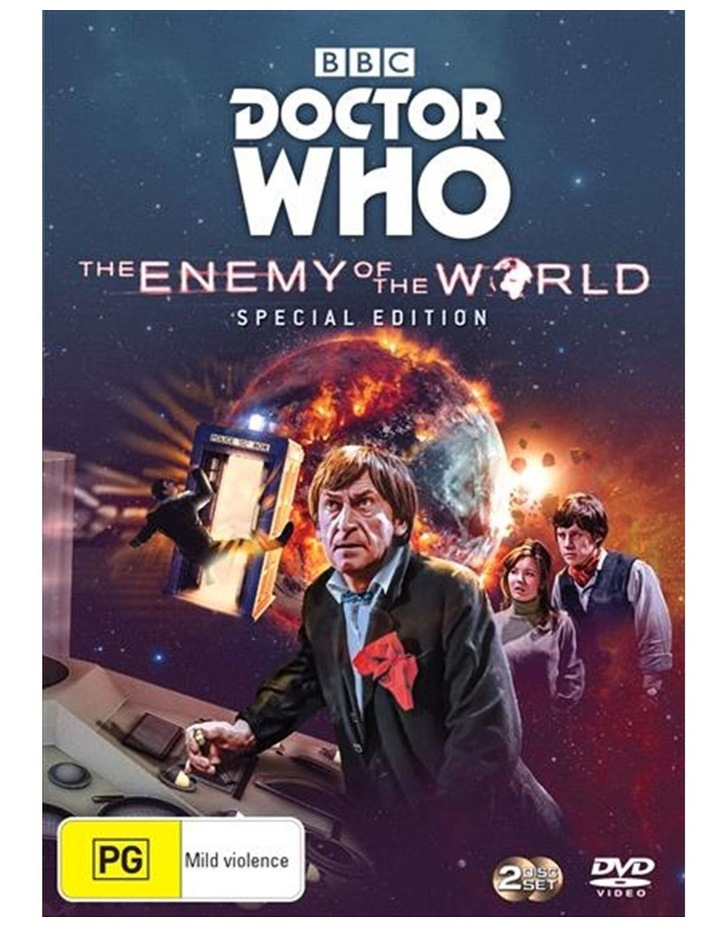 Doctor Who - The Enemy of the World - Special Edition DVD image 1