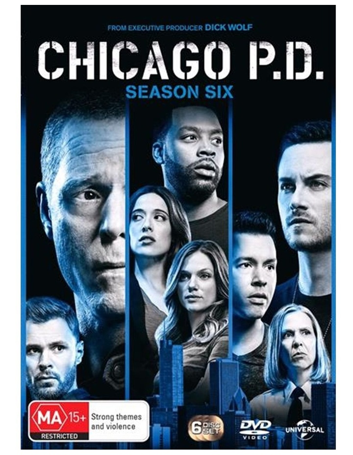 Chicago P.D. - Season 6 DVD image 1