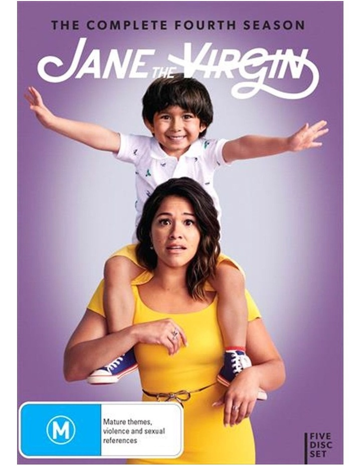 Jane The Virgin - Season 4 DVD image 1