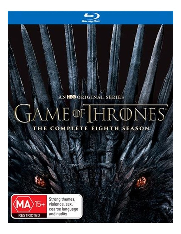 Game Of Thrones - Season 8 Blu-ray image 1