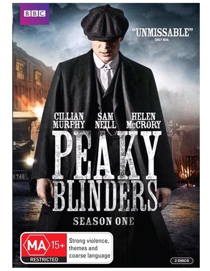 Peaky Blinders - Season 1 DVD image 1