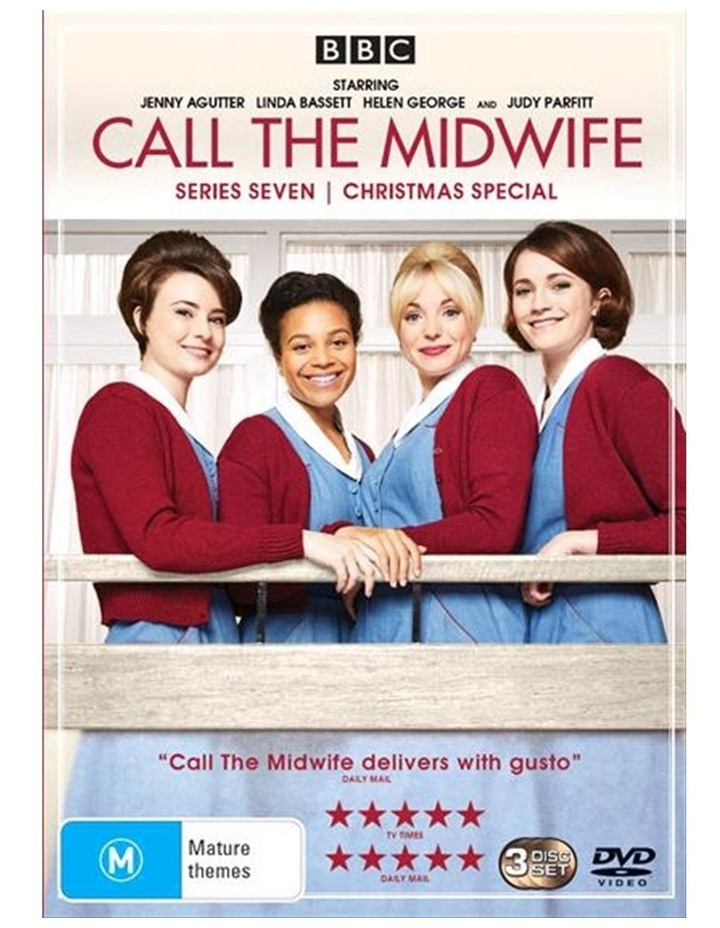 Call The Midwife - Series 7 DVD image 1