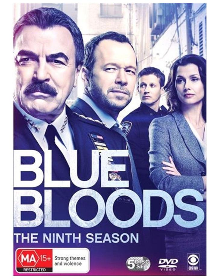 Blue Bloods - Season 9 DVD image 1