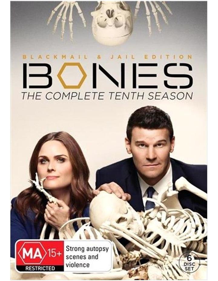 Bones - Season 10 DVD image 1
