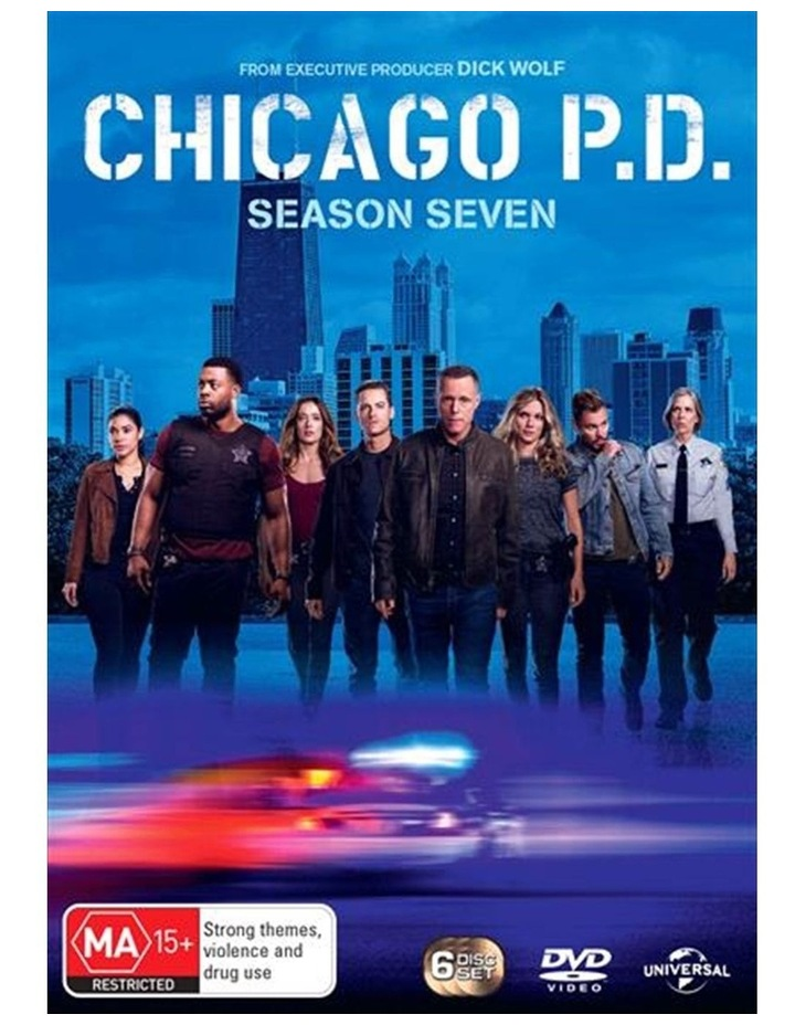Chicago P.D. - Season 7 DVD image 1
