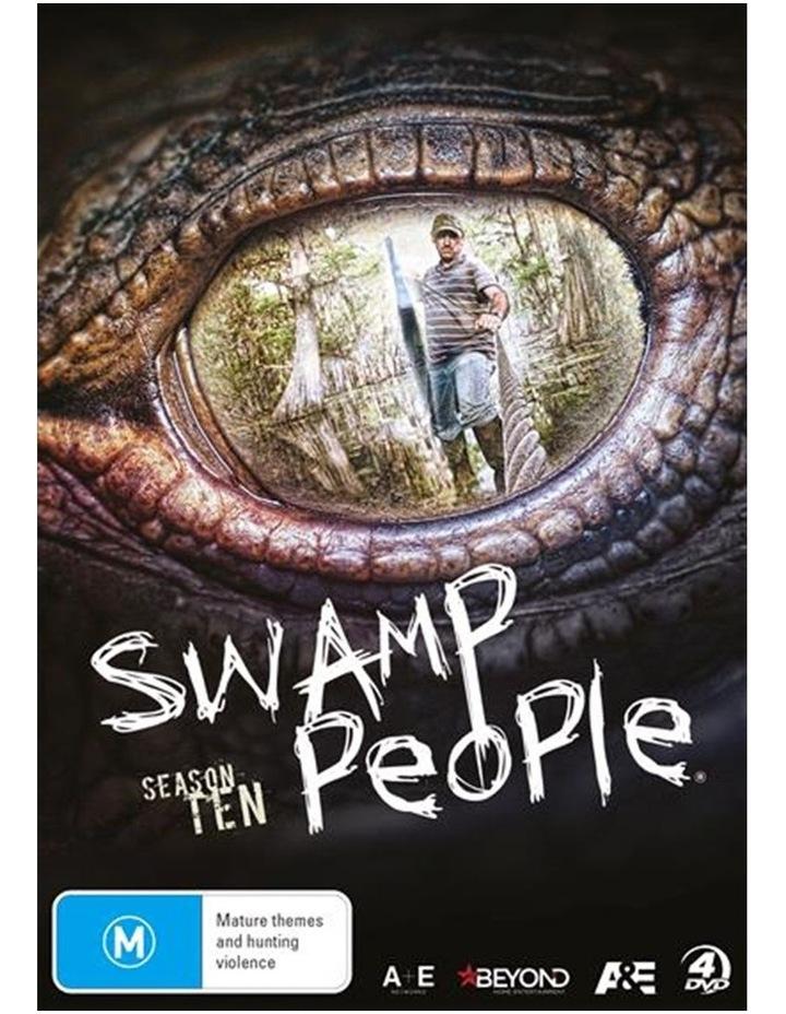 Swamp People - Season 10 DVD image 1