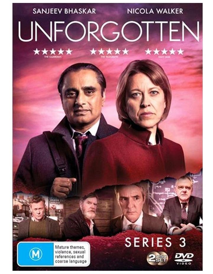Unforgotten - Series 3 DVD image 1